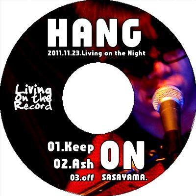 HANG ON(限定配布)